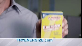 Energize TV Spot - Thumbnail 3