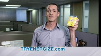 Energize TV Spot - Thumbnail 4