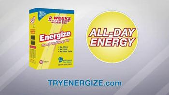 Energize TV Spot - Thumbnail 6