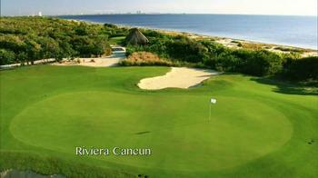 Mexico Tourism Board TV Spot, 'Cancun Golf' - Thumbnail 4
