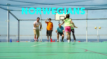 Norwegian Cruise Lines TV Spot, 'Cruise Like a Norwegian' - Thumbnail 1