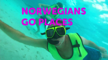 Norwegian Cruise Lines TV Spot, 'Cruise Like a Norwegian'