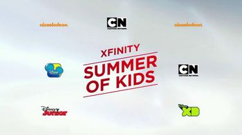 Xfinity On Demand Summer of Kids TV Spot
