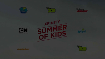 Xfinity On Demand Summer of Kids TV Spot - Thumbnail 1