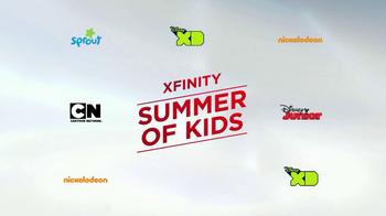 Xfinity On Demand Summer of Kids TV Spot - Thumbnail 10
