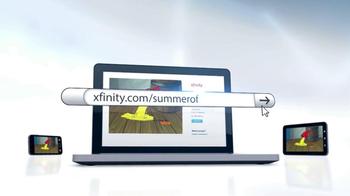 Xfinity On Demand Summer of Kids TV Spot - Thumbnail 7