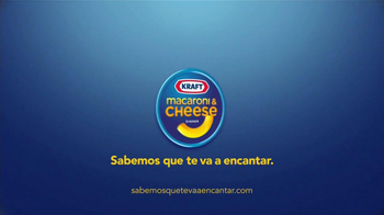 Kraft Macaroni & Cheese TV Spot TV Spot, 'Ser Latino' [Spanish] - Thumbnail 6