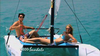 Sandals Resorts TV Spot, 'Freedom' - Thumbnail 6