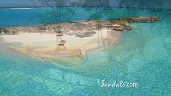 Sandals Resorts TV Spot, 'Freedom' - Thumbnail 7