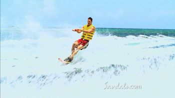 Sandals Resorts TV Spot, 'Freedom' - Thumbnail 9
