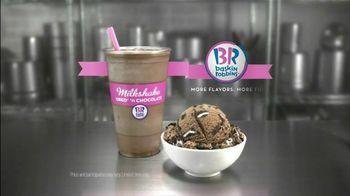 Baskin-Robbins Oreo Chocolate Ice Cream TV Spot