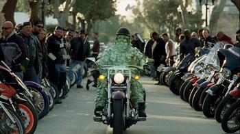 GEICO Motorcycle TV Spot, 'Money Man: Bike Rally' - Thumbnail 1