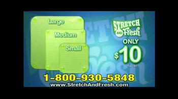 Stretch and Fresh TV Spot Featuring Joe Fowler - Thumbnail 10