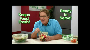 Stretch and Fresh TV Spot Featuring Joe Fowler - Thumbnail 5