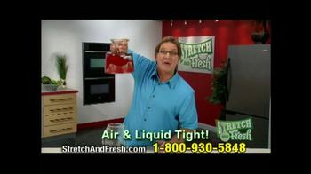 Stretch and Fresh TV Spot Featuring Joe Fowler - Thumbnail 7