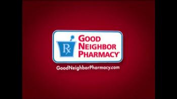 Good Neighbor Pharmacy TV Spot - Thumbnail 8