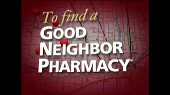 Good Neighbor Pharmacy TV Spot - Thumbnail 1