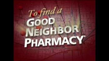 Good Neighbor Pharmacy TV Spot - Thumbnail 2