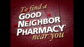 Good Neighbor Pharmacy TV Spot - Thumbnail 3