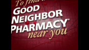 Good Neighbor Pharmacy TV Spot - Thumbnail 4