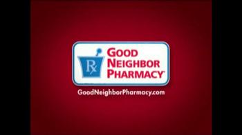 Good Neighbor Pharmacy TV Spot - Thumbnail 6