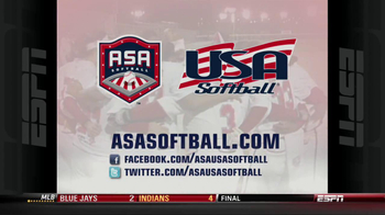 ASA Softball TV Spot - Thumbnail 10