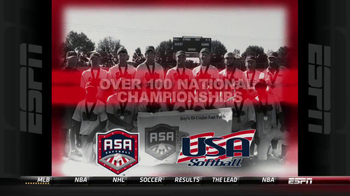 ASA Softball TV Spot - Thumbnail 3