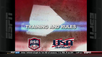 ASA Softball TV Spot - Thumbnail 5