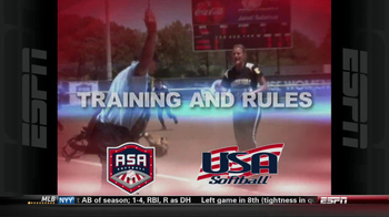 ASA Softball TV Spot - Thumbnail 6