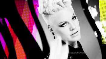 CoverGirl Flamed Out Mascara TV Spot, 'News in Volume' Featuring Pink - Thumbnail 2
