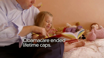 Obama for America Obamacare TV Spot, 'Zoey' - Thumbnail 9