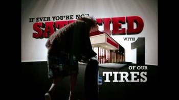 Discount Tire TV Spot, 'Not Satisfied' - Thumbnail 4