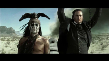 Subway TV Spot, 'Lone Ranger' - 730 commercial airings