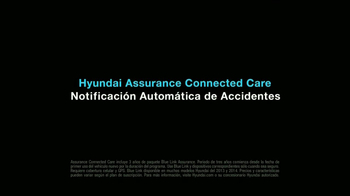 Hyundai Hyundai Assurance Connected Care TV Spot, 'Mantenimiento' [Spanish] - Thumbnail 8