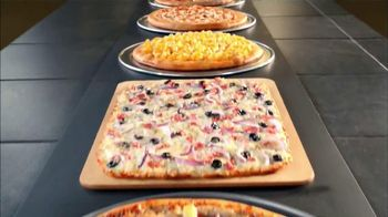 CiCi's Pizza $5 Endless Pizza Buffet TV Spot, 'Daughter Pays' - Thumbnail 9