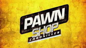 Pawn Shop Chronicles - 19 commercial airings