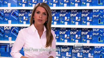 PUR Water TV Spot, 'Brand Power' - Thumbnail 3