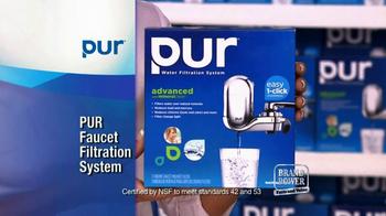 PUR Water TV Spot, 'Brand Power' - Thumbnail 4
