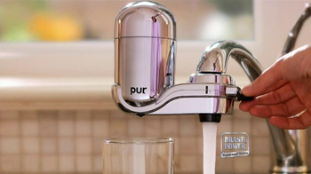 PUR Water TV Spot, 'Brand Power'