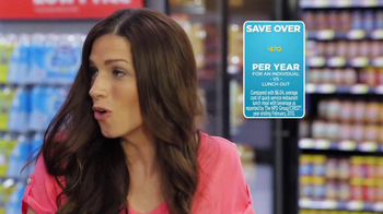 Walmart TV Spot, 'Fast Food: Sara' - Thumbnail 7