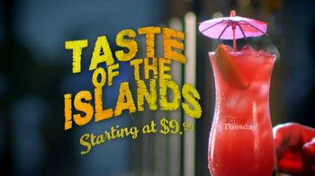 Ruby Tuesday Taste of the Islands TV Spot,