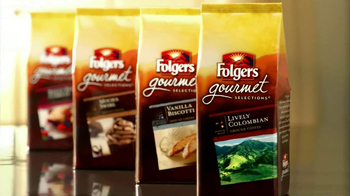 Folgers Gourmet Lively Colombian TV Spot - Thumbnail 5