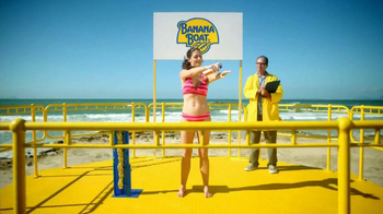 Banana Boat Broad-Spectrum Sunscreen TV Spot, \'Testing in Seven Conditions\'