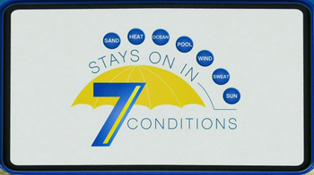 Banana Boat Broad-Spectrum Sunscreen TV Spot, 'Testing in Seven Conditions' - Thumbnail 10