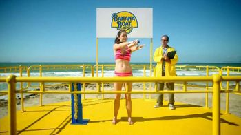 Banana Boat Broad-Spectrum Sunscreen TV Spot, 'Testing in Seven Conditions'