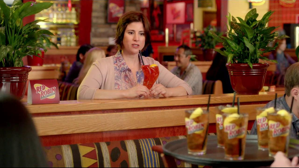 Red Robin Bottomless Freckled Lemonade TV Commercial, 'You Had Your Chance'