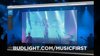 FX Network TV Spot, 'Bud Light Music First' - Thumbnail 10