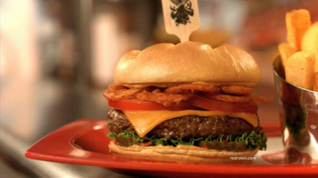 Red Robin Wolverine Berserker Burger TV Spot, 'Hero' - Thumbnail 6