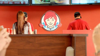 Wendy's Pretzel Bacon Cheeseburger TV Spot, 'Love at First Bite' - Thumbnail 1