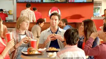 Wendy's Pretzel Bacon Cheeseburger TV Spot, 'Love at First Bite' - Thumbnail 10